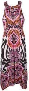 INC Womens Decorative Zebra Dress M